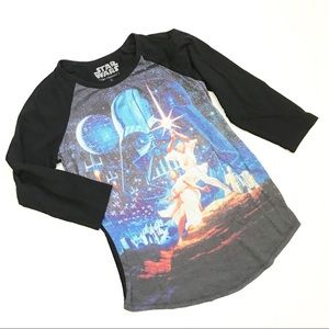 Star Wars by Her Universe Original Poster Tshirt S